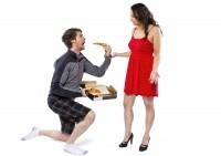 triangulating food into your relationship