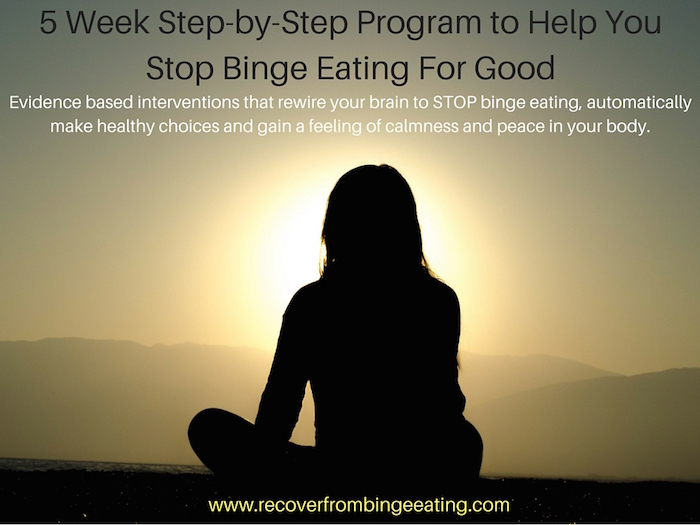 Online Binge Eating Treatment, Online Binge Eating Help